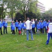 championat d'Europe enfants et vétérans  du 22 au 23 /05/2015