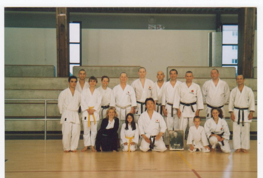 Margny les Compiégne année 2004