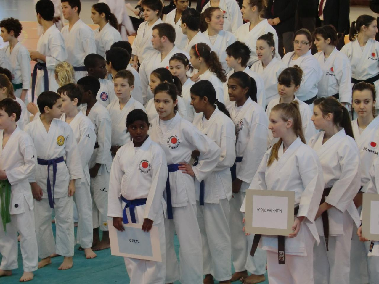 Coupe Nationale  Jka le Thillay 2012