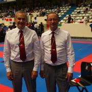 Europeen championship Jka, Paris 2,3 juin 2012