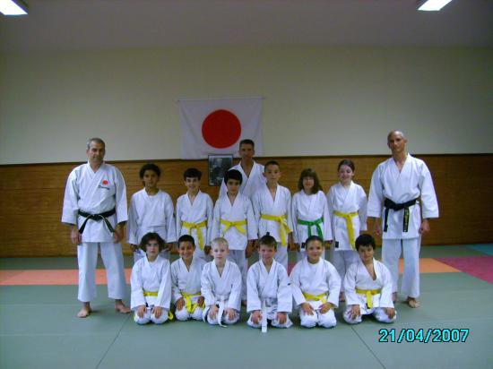 élèves saison 2007