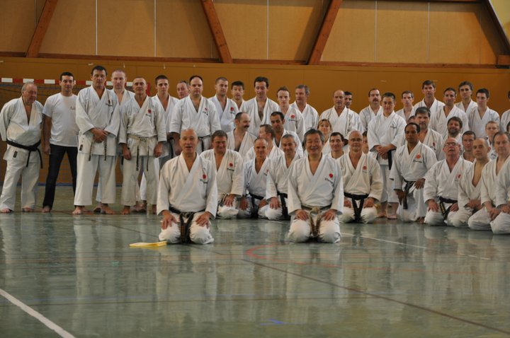 JKA SUMMER CAMP SENLIS 2011