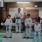 podium coupe de NOEL 19- 11- 2011,