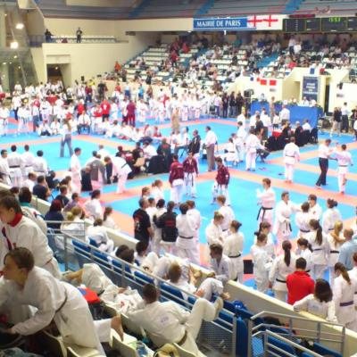 championnat d'Europe Jka, Coubertin Juin 2012