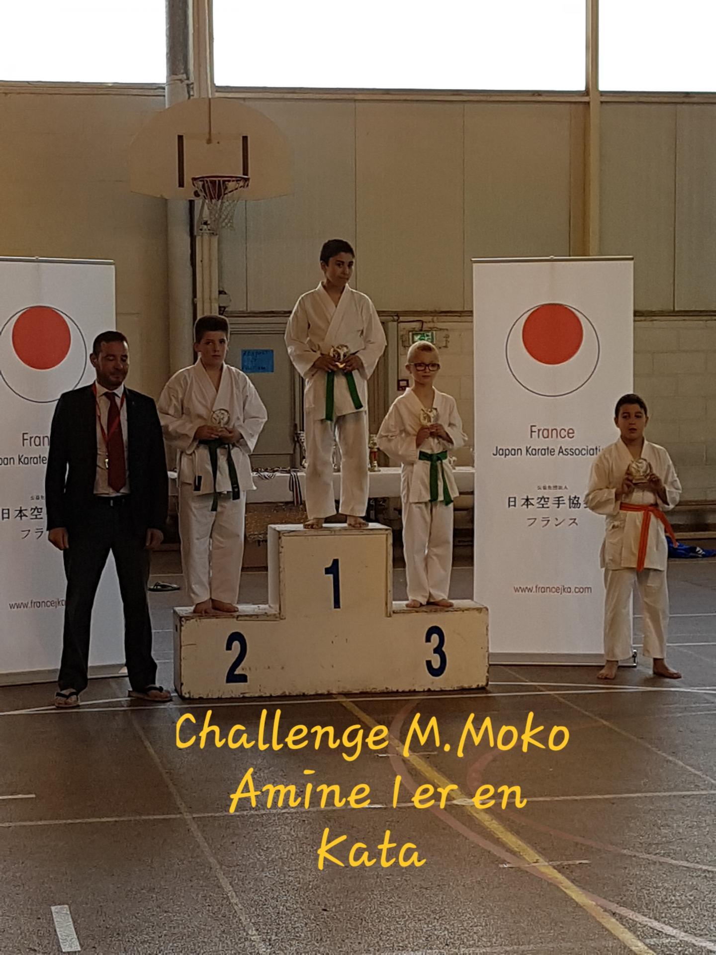 Challenge M.Moko, Compiégne 2019