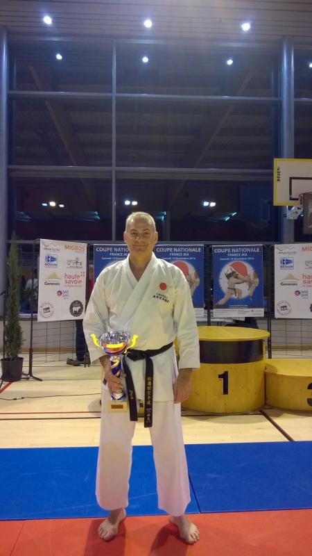 Coupe nationale france jka 19 11 2016 haute savoie