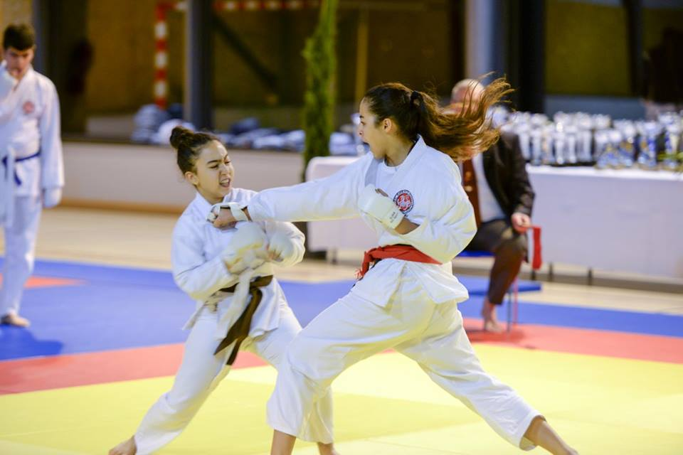 Coupe  Nationale France Jka 2016 ( Haute Savoie)