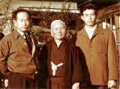 Maitres shotokan