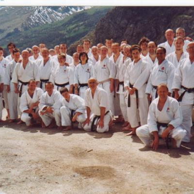 séminaire  de Valloire - Mai- 2005